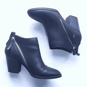 Dolce Vita for Target Jameson Double Zip Booties